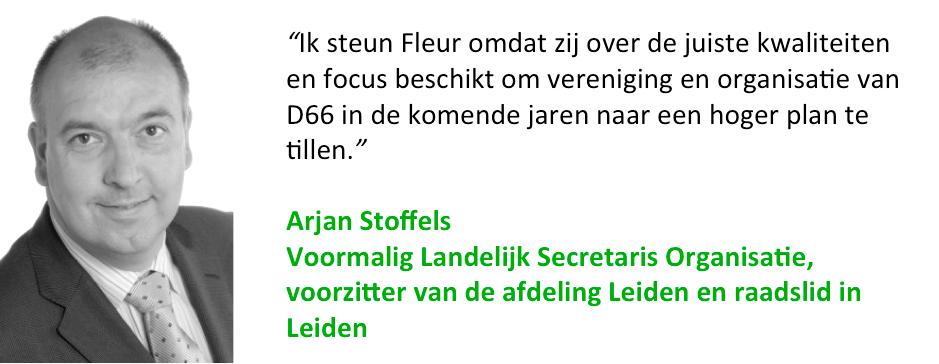 Arjan Stoffels