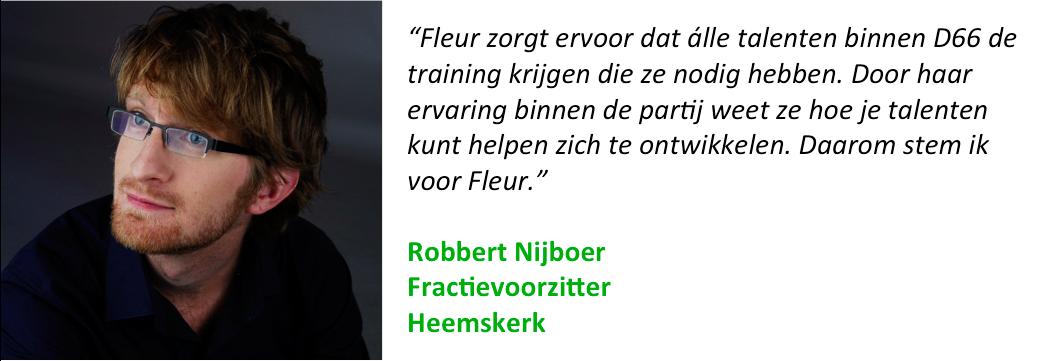 Robbert Nijboer definitief