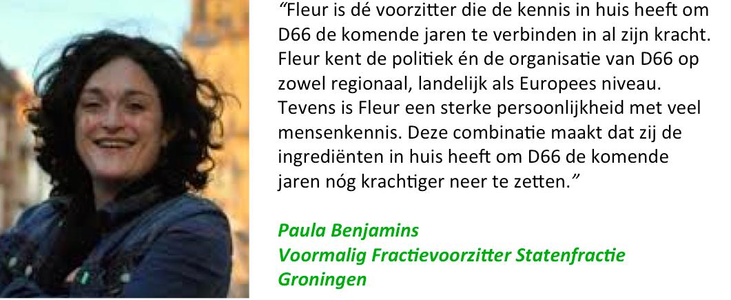 Paula Benjamins